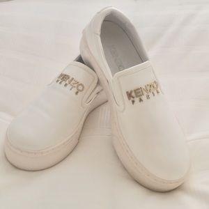 Kenzo Slip On Sneakers BNWOT